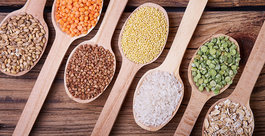Зерновые, злаки, крупы | Злаки | Про еду | Кулинарная школа ...